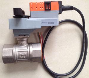NRS230电动球阀执行器图片
