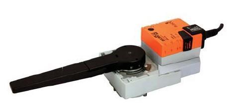 SRVU230-5非弹簧复位蝶阀执行器图片